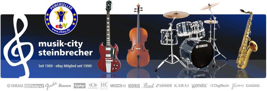 Musik-City Steinbrecher